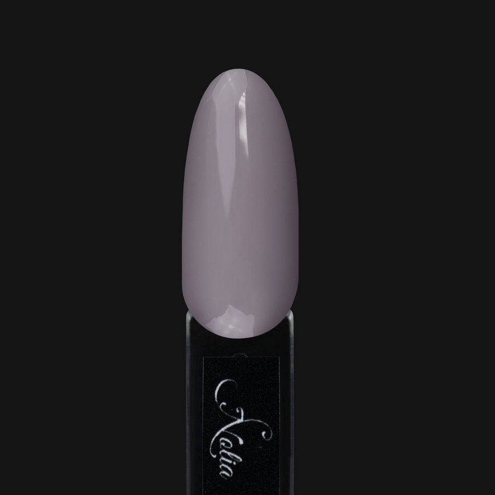 Sheer Rubber Base SR75 - PURPLISH NUDE