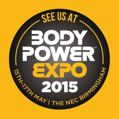 Catch Bear Strength at Bodypower Expo 2015!