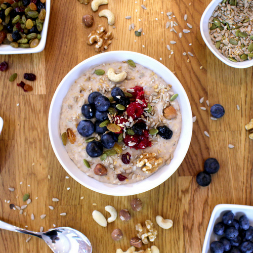 Protein Packed Breakfast Oats