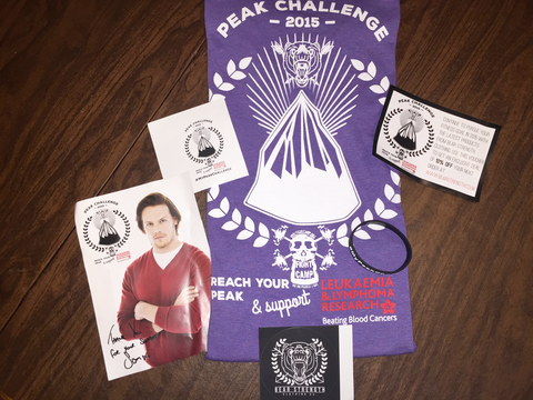 #MyPeakChallenge Welcome Pack Update!