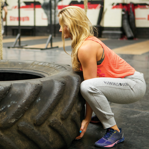 Go Heavy Or Go Home, Girl: How Lifting 
