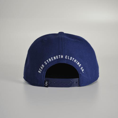 Bear Strength | Signature Cap | Navy