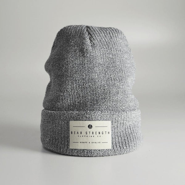 Signature Beanie - Heather