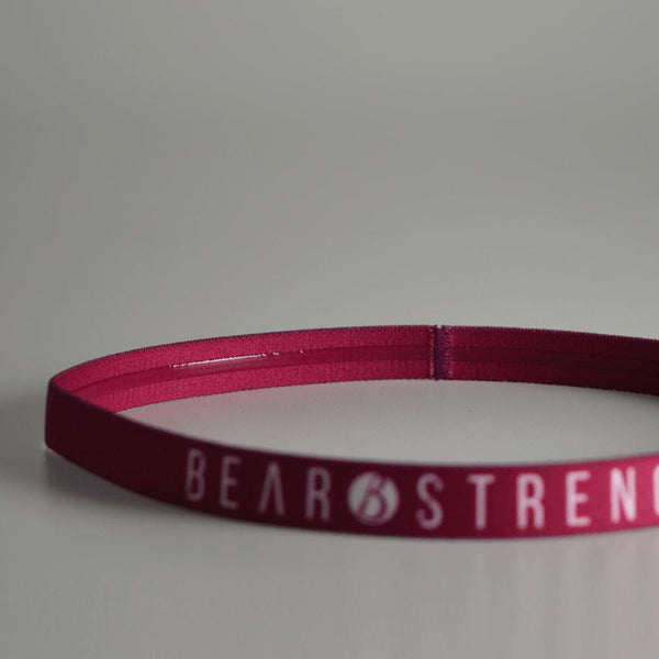 Origins Headband - Cerise