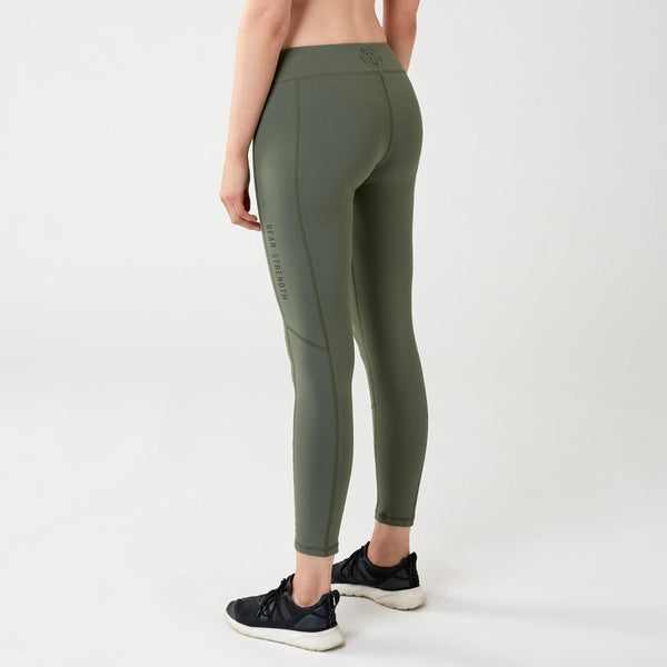 Strike - Leggings - Khaki