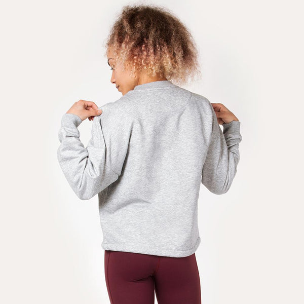 Icon | Women's Long Sleeve Training Sweatshirt | Heather