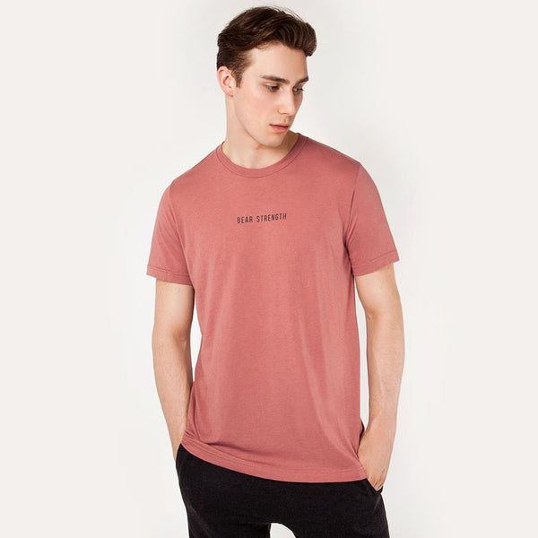OG | Short Sleeve Training T-shirt | Mauve