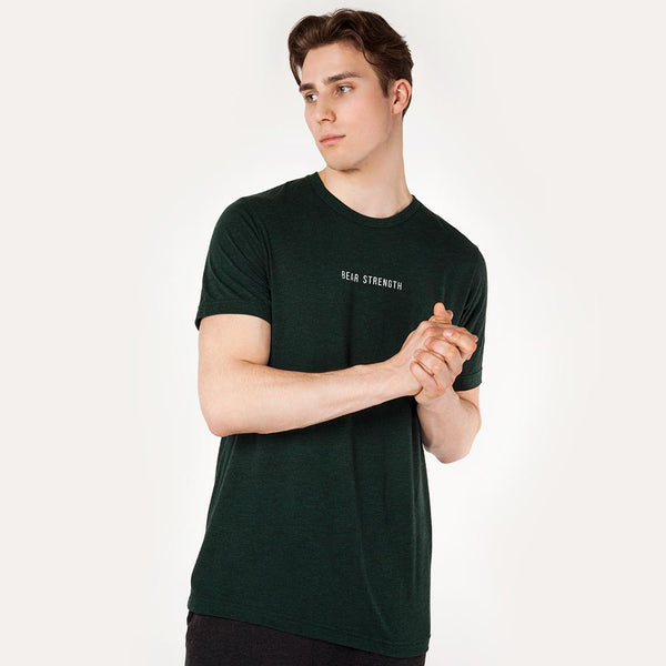 OG | Men's Short Sleeve Training T-Shirt | Emerald Green