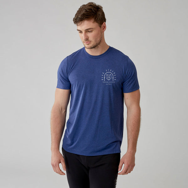 Training Division | Men's Short Sleeve Training T-shirt | Navy