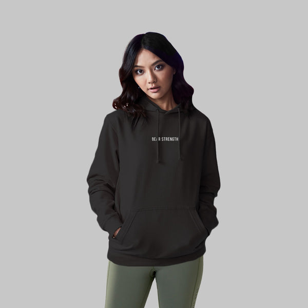Icon | Women's Pull Over Training Hoodie | Charcoal