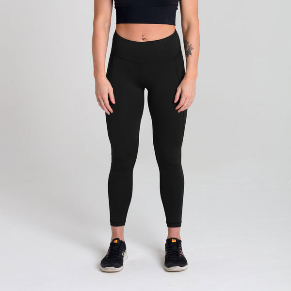 Icon | Women's Training Leggings | Black