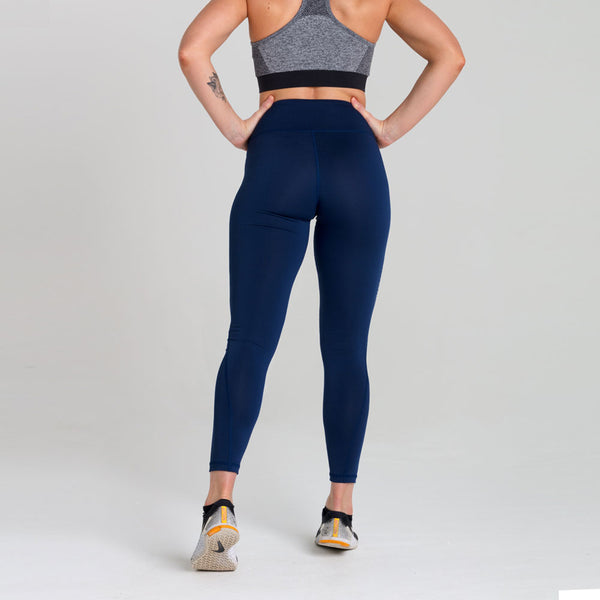 Icon | Women's Training Leggings | Navy