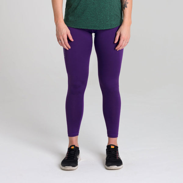 Icon | Women's Training Leggings | Purple