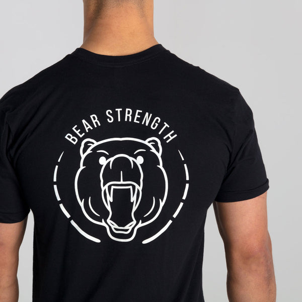 OG | Men's Short Sleeve Training T-shirt | Black