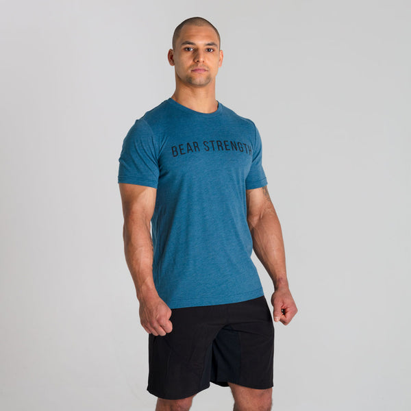 OG | Men's Short Sleeve Training T-shirt | Blue