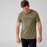 OG | Men's Short Sleeve Training T-shirt | Olive