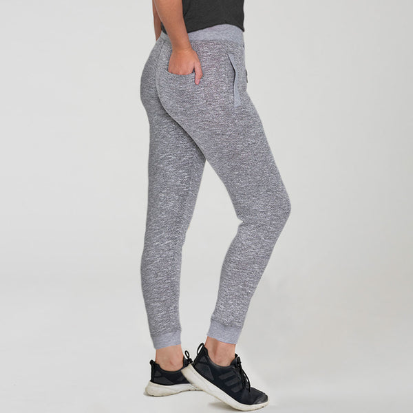 Elevate | Women's Training Trousers | Marl Grey