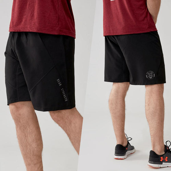 Strike | Men's Training Shorts | Black