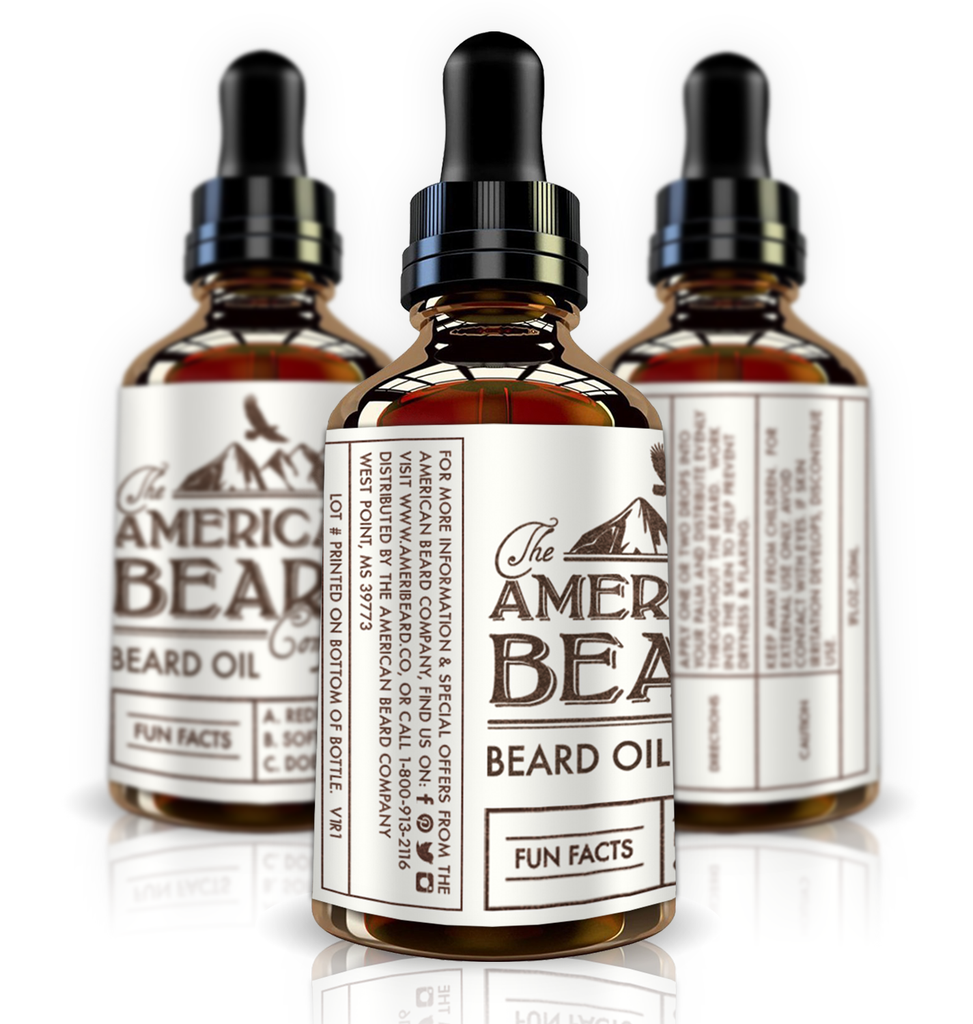 Beard Oil for Men, Leave in Conditioner and Softener, Unscented and Organic, Helps with Beard Growth and Thickening, Dandruff and Itch Reducer, Made In The USA, Comes with Dropper
