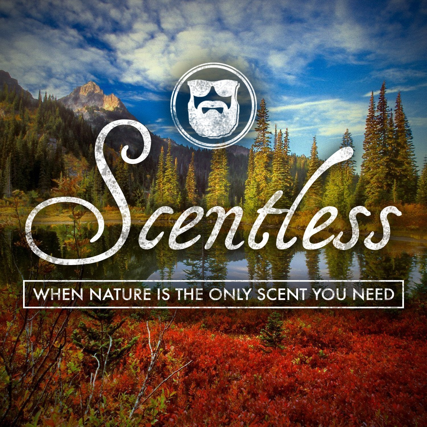 Scentless Beard Oil