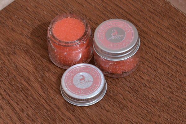 Wild Rose Lip Care Set - Moroccana