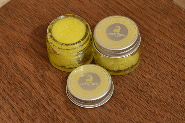 Grapefruit Lip Care Set - Moroccana