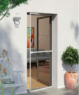 Hinged Screen | Door | 100cmx210cm | Value