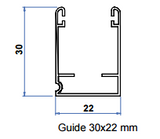 Side Channel - Technical Drawings