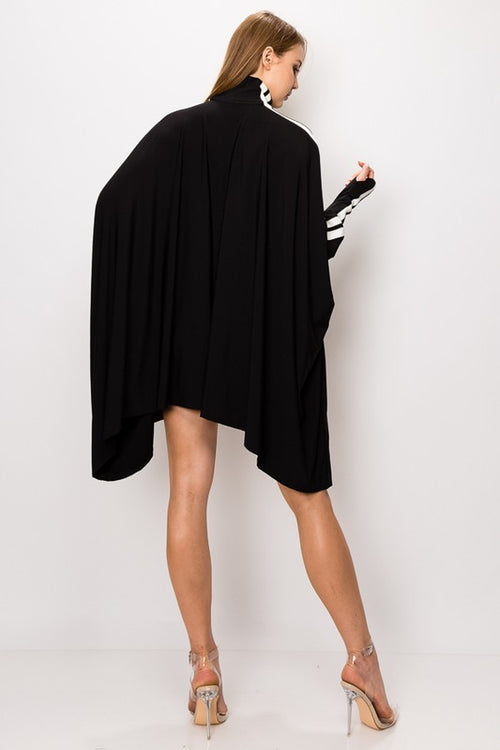 Cape Chic | Dress