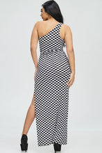 Load image into Gallery viewer, Checker Dress - Sale