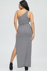 Checker Dress - Sale