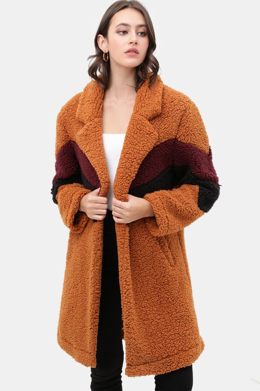 Teddy Coat | Outerwear