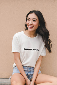 Online Only Graphic Tee | Top