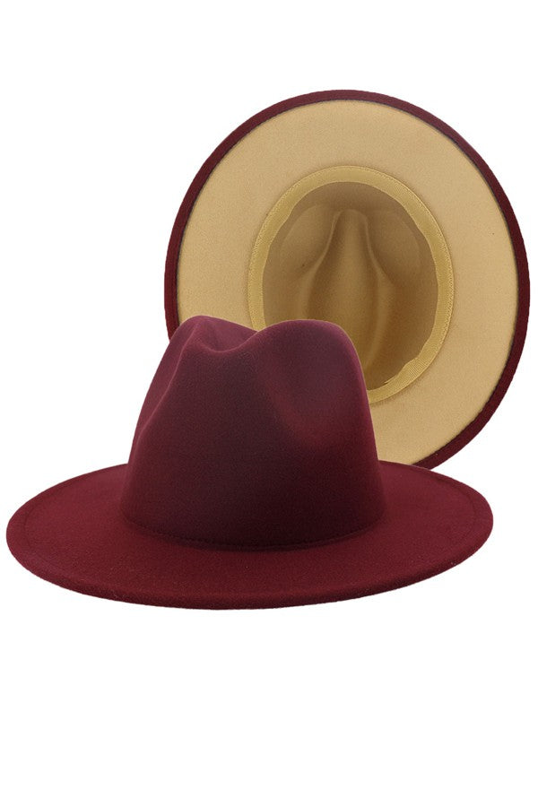 New Arrivals - Double Sided Fedora Accessories