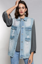 Load image into Gallery viewer, Double the Pleasure Denim - Jacket