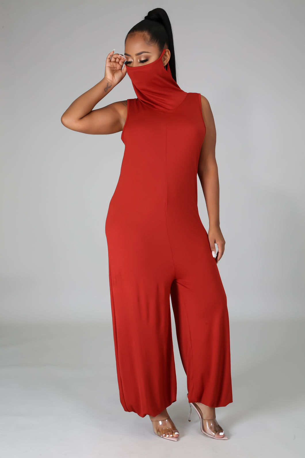 I Dream of Jeannie Jumpsuit