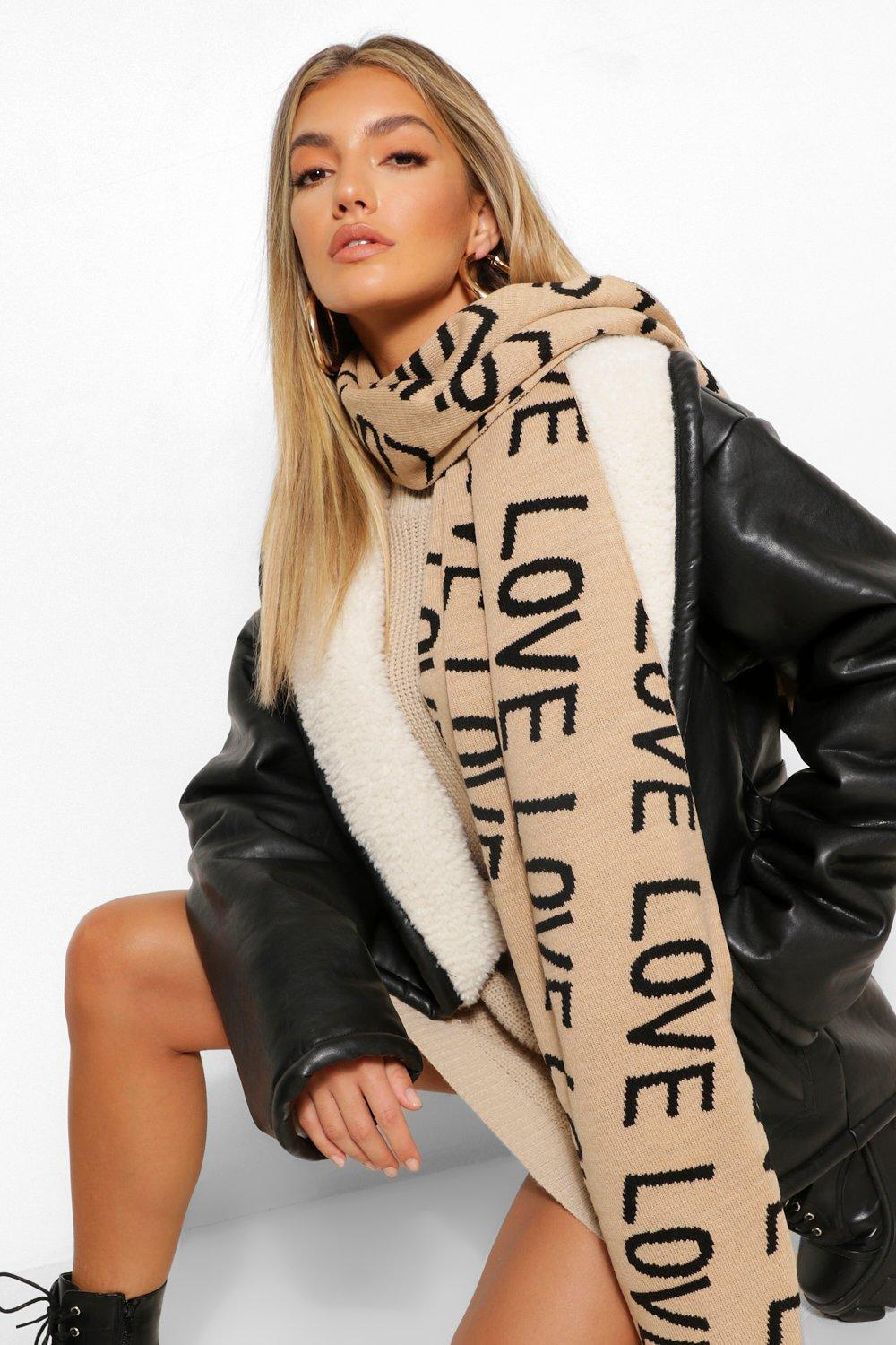 New Arrivals - Love Scarf Accessories