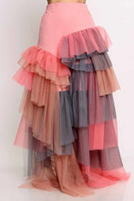 Load image into Gallery viewer, New Arrivals - I'm a Flirt Tiered Skirt