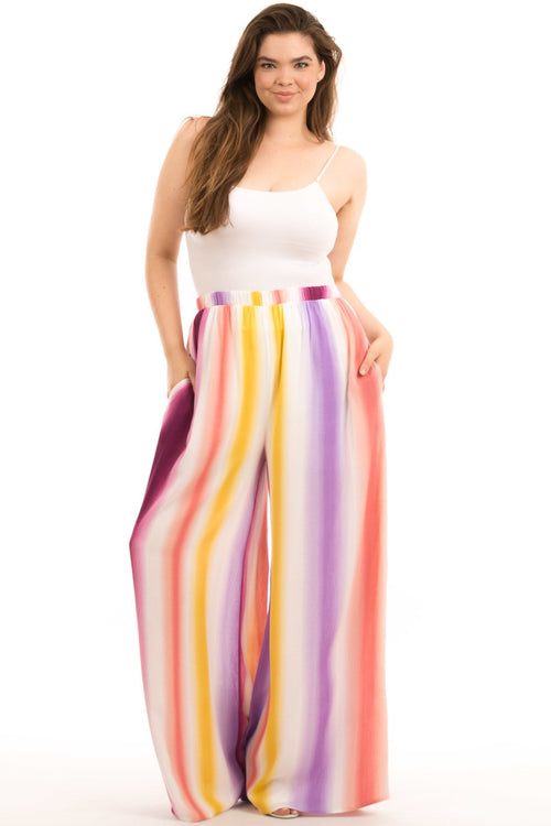 Gayle Wide Leg Pants - Sale
