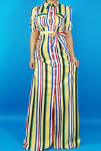 Load image into Gallery viewer, Marley Stripped Maxi Dress | Sale