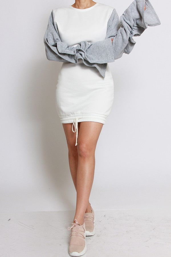 She Bad Sweatshirt Dress | Sale