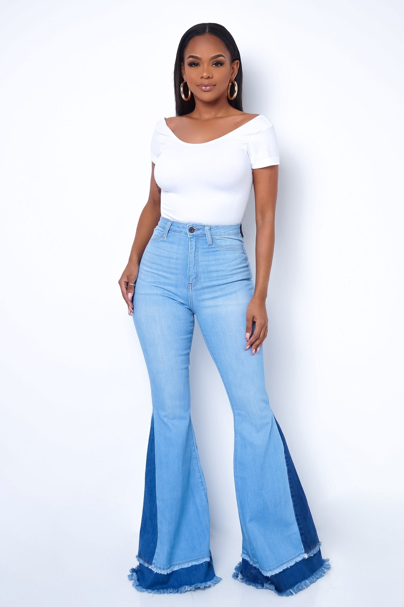 New Arrivals - Throw Back Jeans
