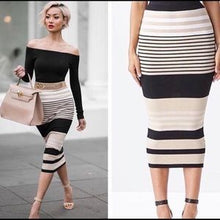 Load image into Gallery viewer, Maci Pencil Skirt - Sale