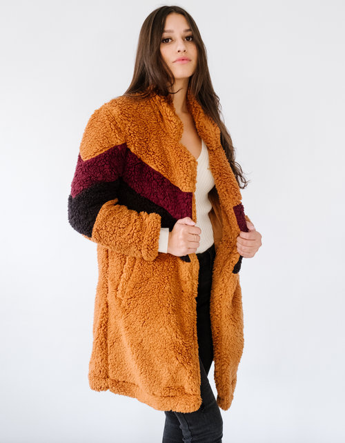 New Arrivals | Teddy Coat | Outerwear