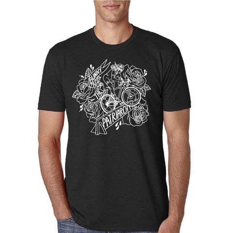 BUNNY HOP THE PATRIARCHY Shirts, Mens