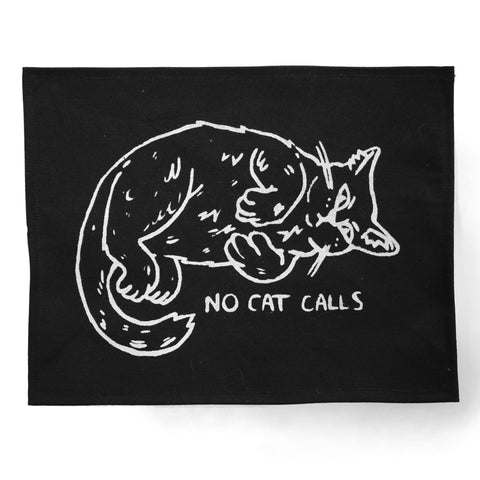 NO CAT CALLS Patch