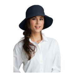 Packable Sun Protective Hat UPF 50+, Navy