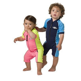 Sun Safe Toddler Sunsuit