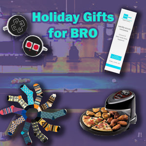 UNIQUE GIFTING IDEAS - THE BRO