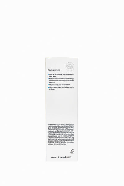 acne control clariying cleanser